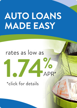Low rate auto loans!