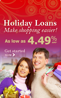 Community Financial Credit Union Holiday Loan Special