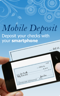 Community Financial Credit Union Mobile Deposit