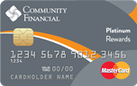 Earn Choice Rewards with Our Platinum Rewards MasterCard