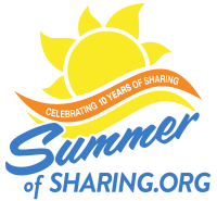 Summer of Sharing logo