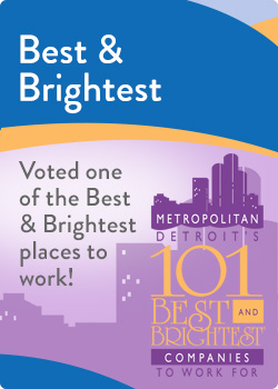 Community Financial Credit Union voted the Best & Brightest Place to Work