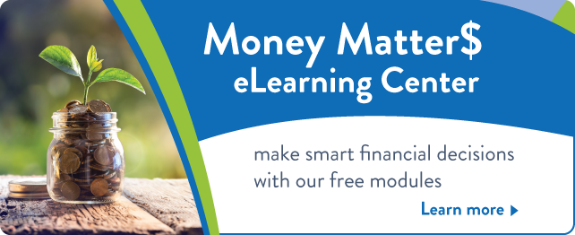 Money Matters elearning Center